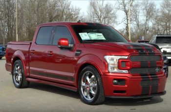 2020 Shelby Super Snake F-150 Dissected On Camera