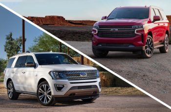 2021 Chevy Suburban/tahoe Beat Ford Expedition On Max Cargo