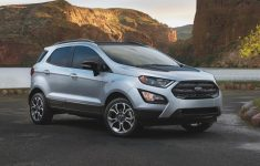 2021 Ford Ecosport: Here's What's New And Different