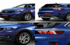 2021 Ford Ecosport Is Mustang Inspired Crossover - 2020