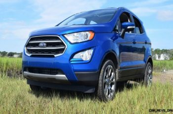 2021 Ford Ecosport Titanium Electric Feature, Changes | Ford