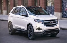 2021 Ford Edge Hybrid Release Date, Redesign, Price