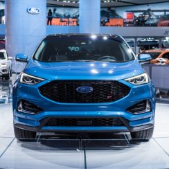 2021 Ford Edge Rebates Specification Change, Interior Update