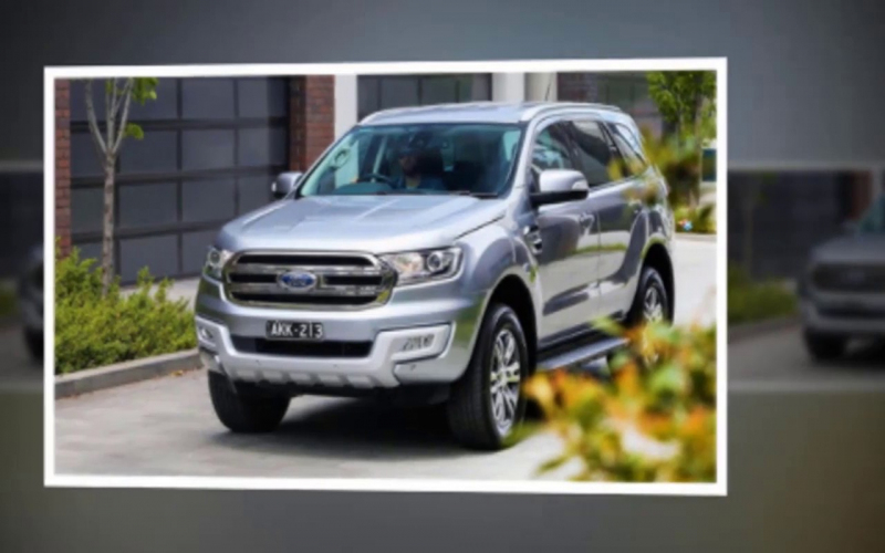 2021 Ford Everest Test Drive | 2021 Ford Everest Facelift