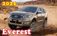 2021 Ford Everest Titanium | 2021 Ford Everest Off Road | 2021 Ford Everest  Biturbo Titanium