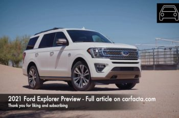 2021 Ford Expedition Limited Release Date, Changes, Rumors