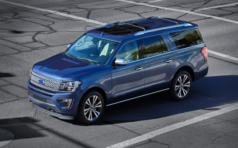 2021 Ford Expedition - Preview, Price & Release Date - Carfacta