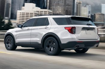 2021 Ford Explorer Brings Back Xlt Sport Appearance Package