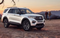 2021 Ford Explorer Gets A New Xlt Sport Appearance Package