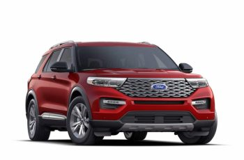 2021 Ford Explorer Iconic Silver Premier Specs, Color