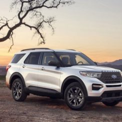 2021 Ford Explorer Xlt Appearance Package Review - 2020