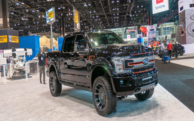 2021 Ford F-150 Harley Davidson Concept, Redesign, Release