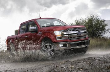 2021 Ford F-150 Hybrid Asks A Tough Range Question - Slashgear