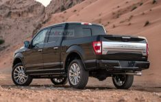 2021 Ford F-150 Production Starting In September, Orders