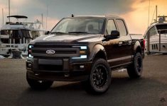 2021 Ford F-150 Rendered With Evolutionary Approach - 5 Star