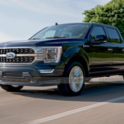 2021 Ford F-150 Will Get An Evolutionary Redesign