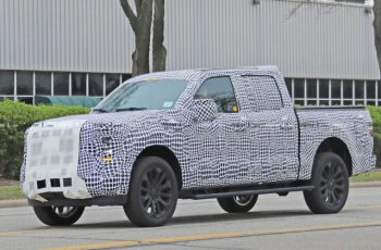 2021 Ford F-150 With 4.8-Liter V8 To Have 420 Hp, 420 Lb-Ft?