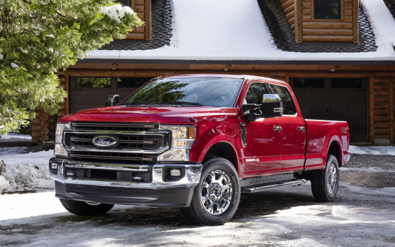 2021 Ford F-250 4X4 Automatic Changes, Color Options, Price