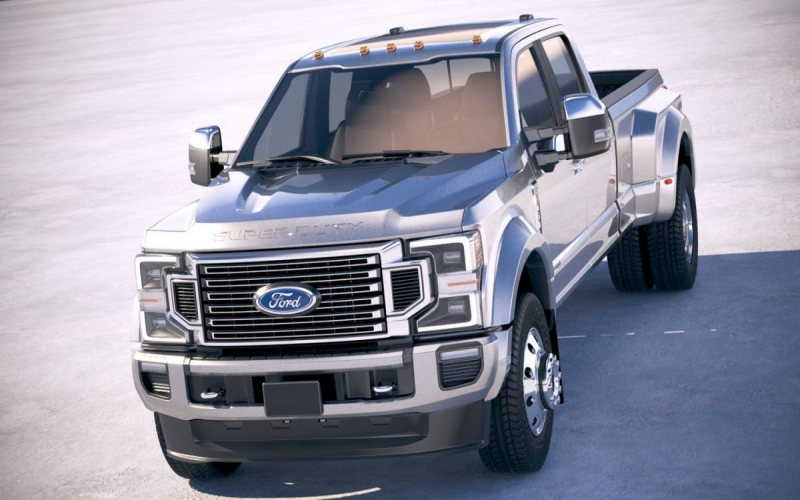 2021 Ford F-450 Will Introduce Some Improvements - 2021 Truck