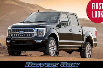 2021 Ford F150 - First Look At New Renderings And Interior