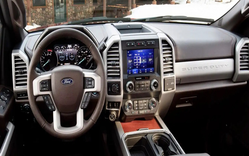 2021 Ford F350 Super Duty Colors, Interior Changes, Rumor