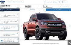 2021 Ford Ranger Release Date, Configuration, Color Concept
