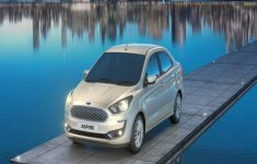 All-Electric Ford Aspire Coming In 2021 | Carsaar