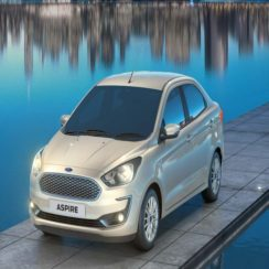 All-Electric Ford Aspire Coming In 2021   Carsaar