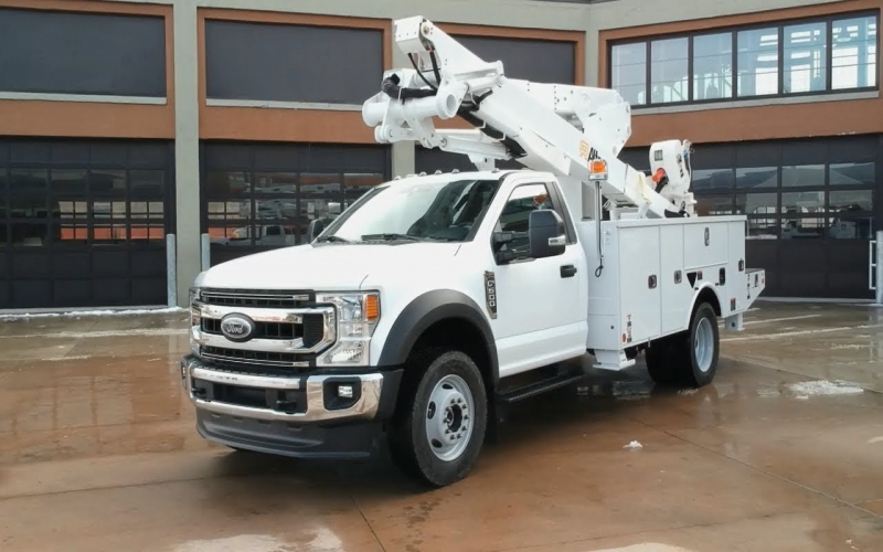 All-New 2020 Ford F-600 Super Duty | Official Video