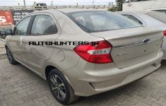 Bs6 Ford Aspire Gets New Alloys, Discontinues Sync3 | Motorbeam
