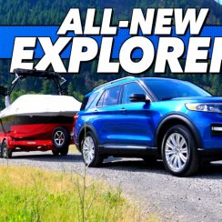 First-Ever 2020 Ford Explorer Hybrid Will Tow With The Rest