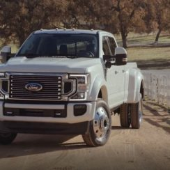 Ford Announces 2020 Super Duty With New 7.3L Engine - The