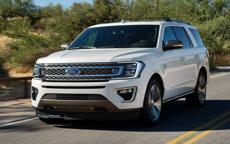 Ford Brengt Expedition King Ranch Terug - Autoweek.nl