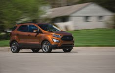 Ford Ecosport 2021 Black Configurations, Specs, Redesign