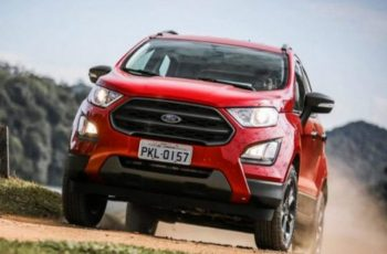 Ford Ecosport 2021: Specifications, Specifications, Versions