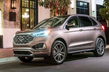 Ford Edge 2020: Model Description, Prices, Technology And