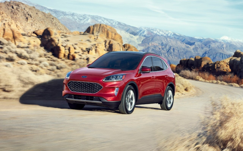 Ford Escape News - Green Car Photos, News, Reviews, And