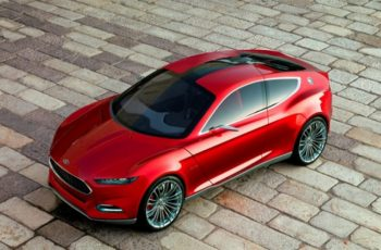 Ford Evos Concept Is Schone Lei - Topgear