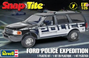 Ford Expedition Police Ssv