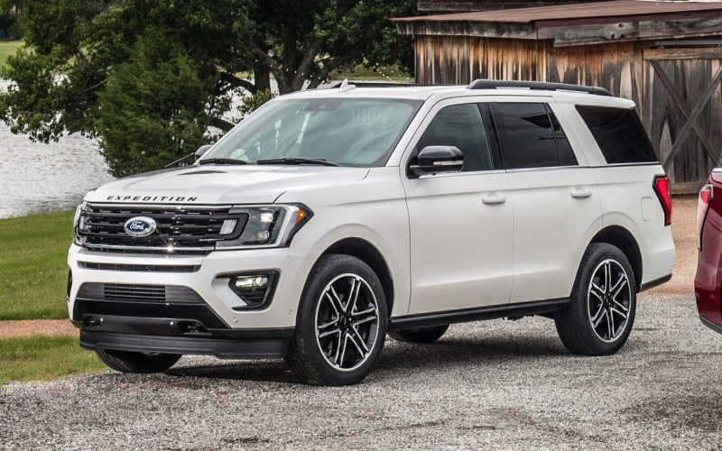 Ford Expedition Rebate Reduces Price20% November 2019