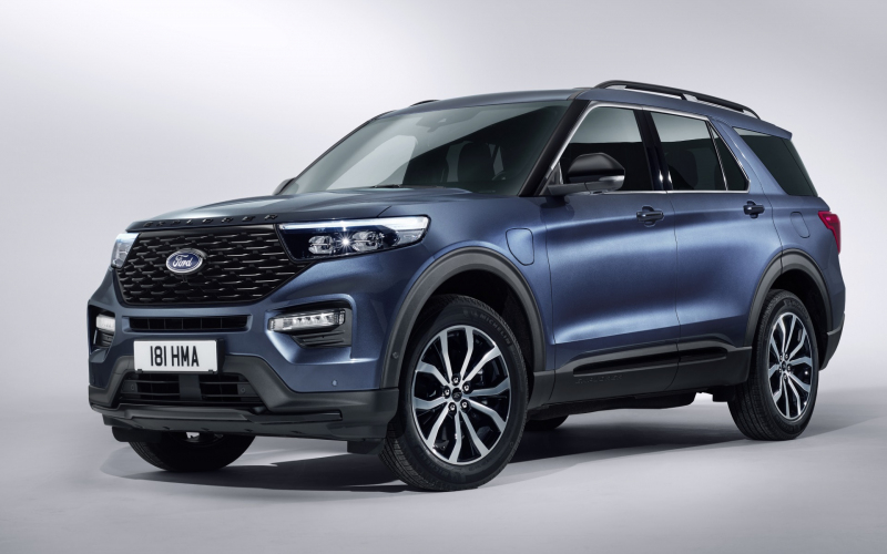 Ford Explorer Plug-In Hybrid Released For Europe