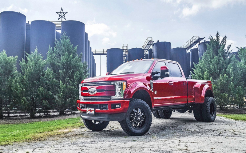 Ford F-350 Sca Drw Black Widow | Bayou Ford In Laplace Laf
