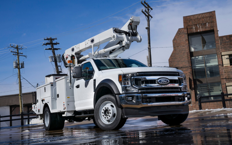 Ford Introduces A New Workhorse: The 2020 Super Duty F-600