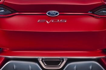Ford Is Preparing A New Global Model – The Mondeo Evos
