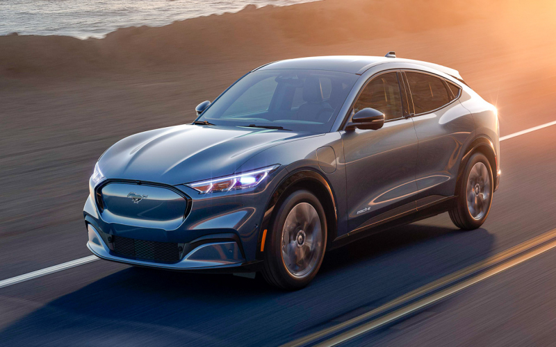 Ford Mach-E: It's A Mustang, An Ev (Yes), An Suv (Gasp