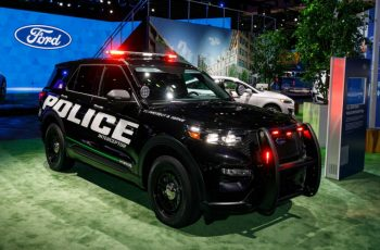 Ford Police Interceptor Utility Hybrid Revealed [Update]