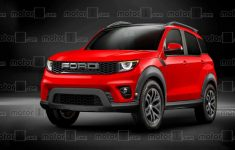 Ford Preparing Escape Off-Road Version; Likely Baby Bronco