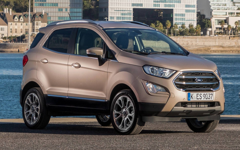 Ford Slashes 2020 Ecosport S Price To Under $20K