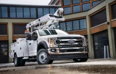Ford's Hugenormous Commercial Truck Lineup Get Updated Stuffs