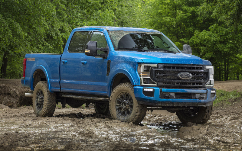 Here Is The Most Affordable 2020 Ford F-250 Tremor Xlt Model